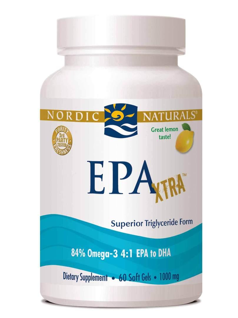 Nordic Naturals EPA Xtra (60 soft gels) image 0