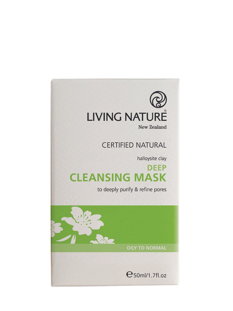 Living Nature Deep Cleansing Mask, 50ml image 0
