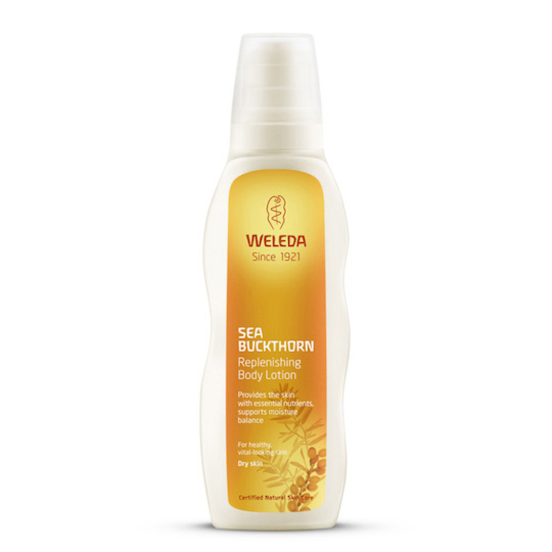 Weleda Sea Buckthorn Replenishing Body Lotion, 200ml image 0