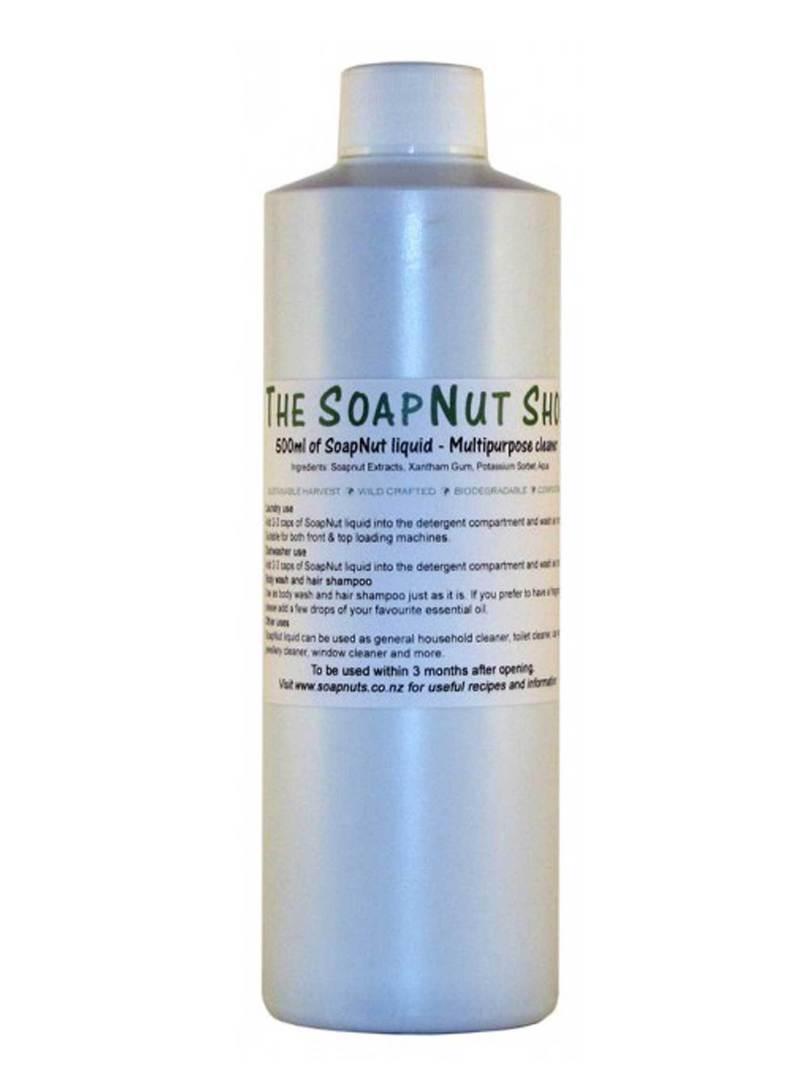 SoapNuts Liquid, 500ml image 0