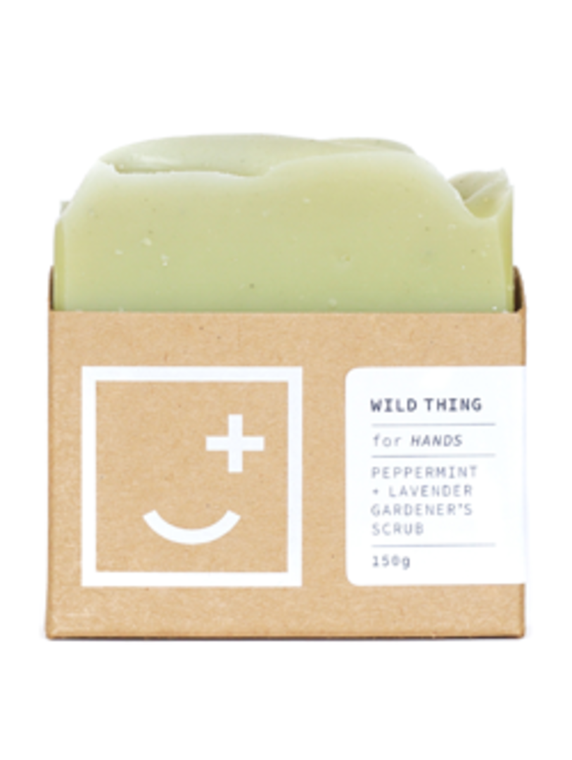 Fair and Square Soapery Wild Thing Soap, 150g image 0