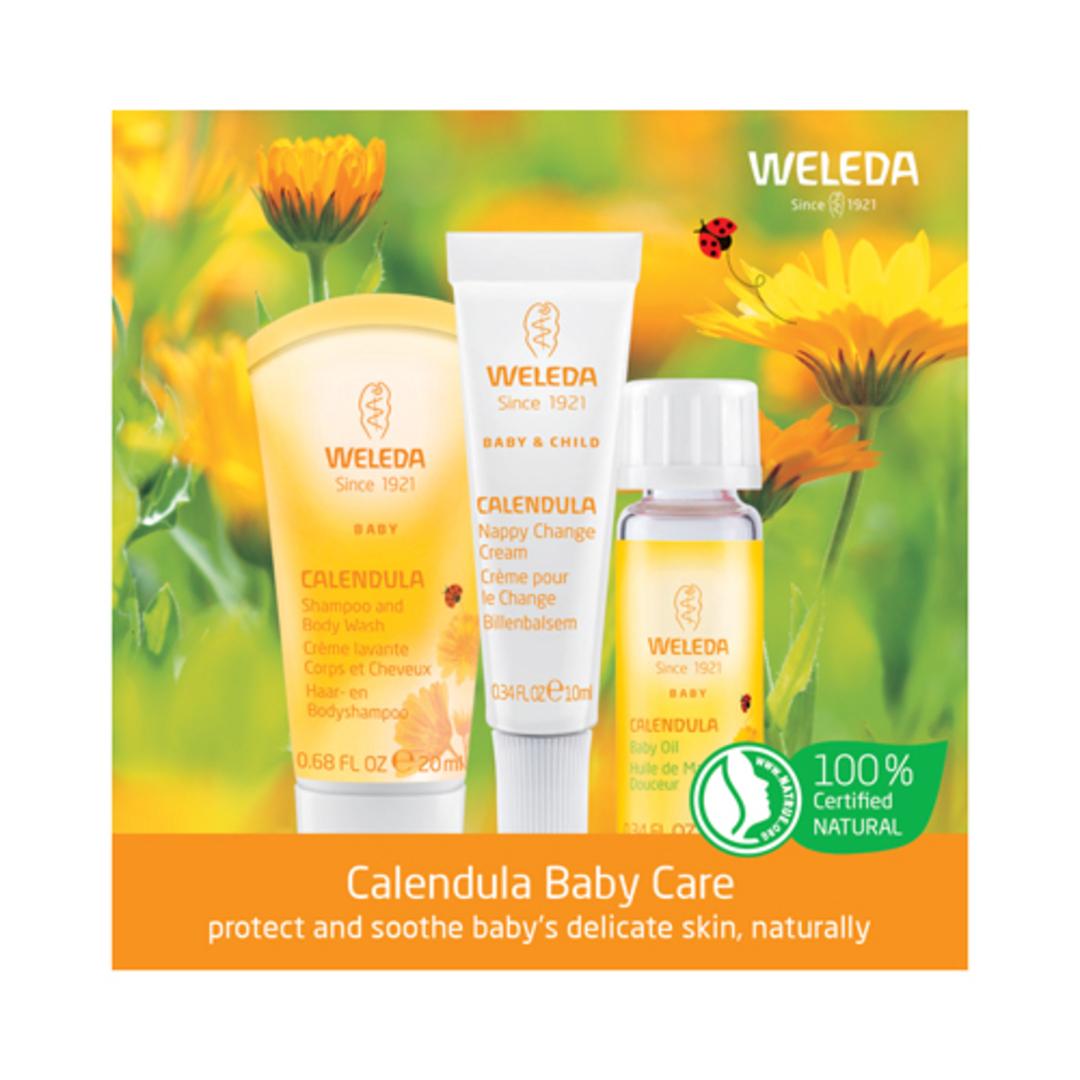 Weleda Baby Care Starter Pack image 0