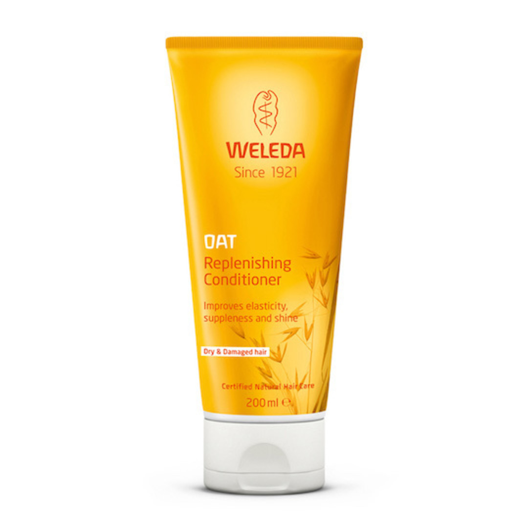 Weleda Oat Replenishing Conditioner, 200ml image 0