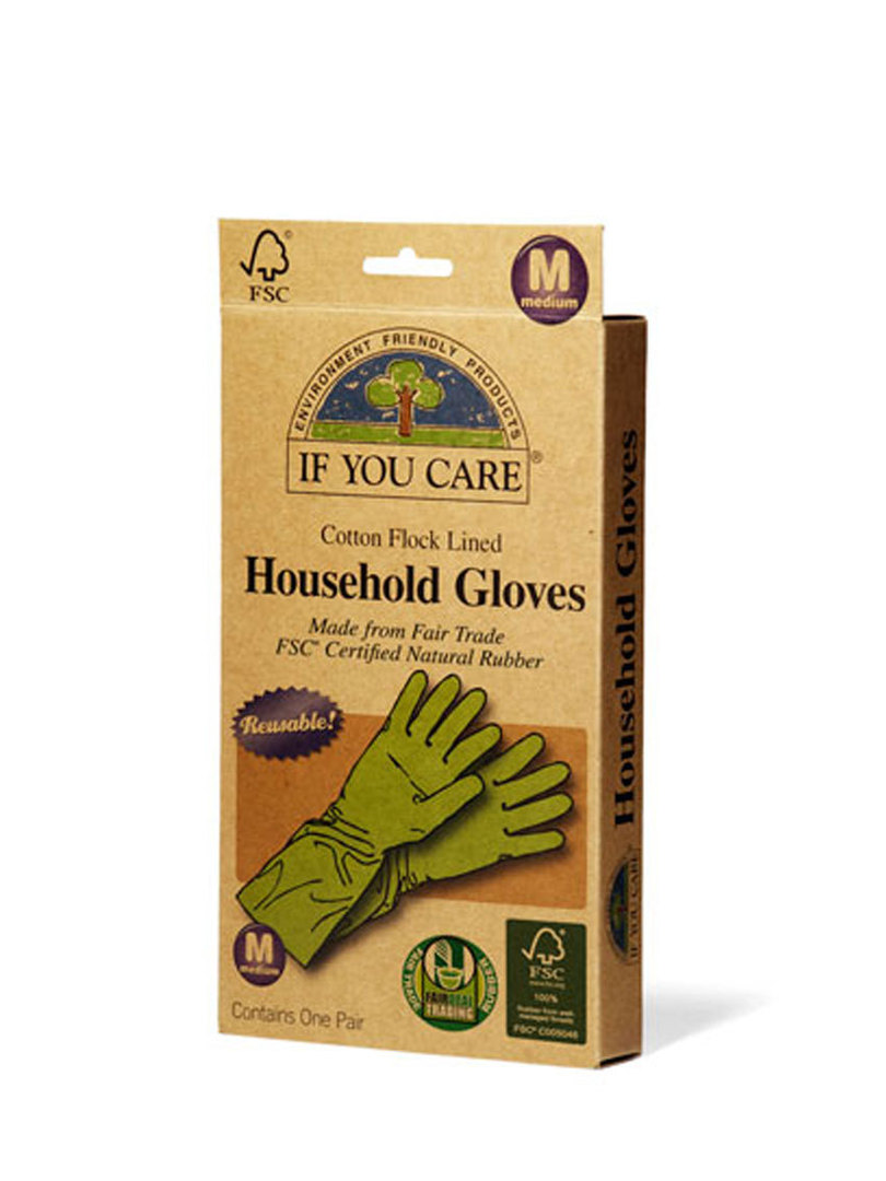If You Care Household Gloves, large or medium image 0