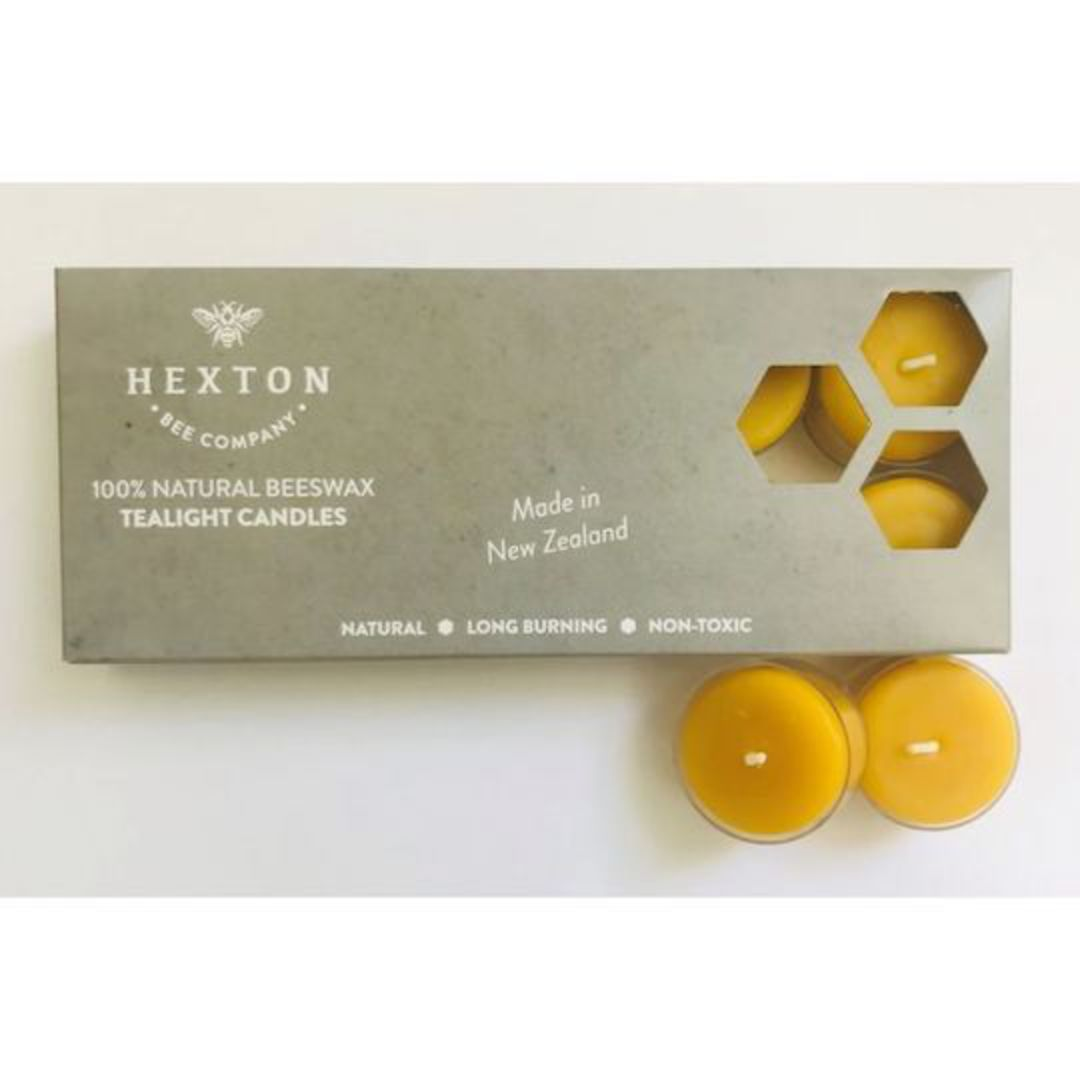 Hexton Bee Company Tealight Set (10 Pack) image 0