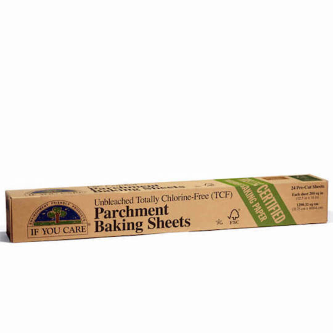 If You Care Parchment Baking Paper Sheets (unbleached) image 0