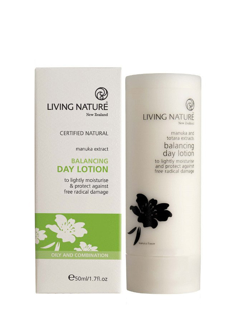 Living Nature Balancing Day Lotion (oily/anti acne), 50ml image 0