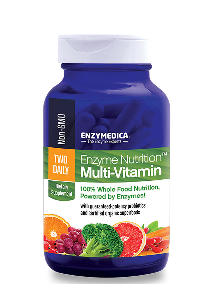 Enzymedica Enzyme Nutrition Multi-vitamin Two Daily image 0