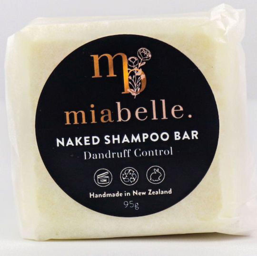Mia Belle Dandruff Control Shampoo Bar, 95g image 0