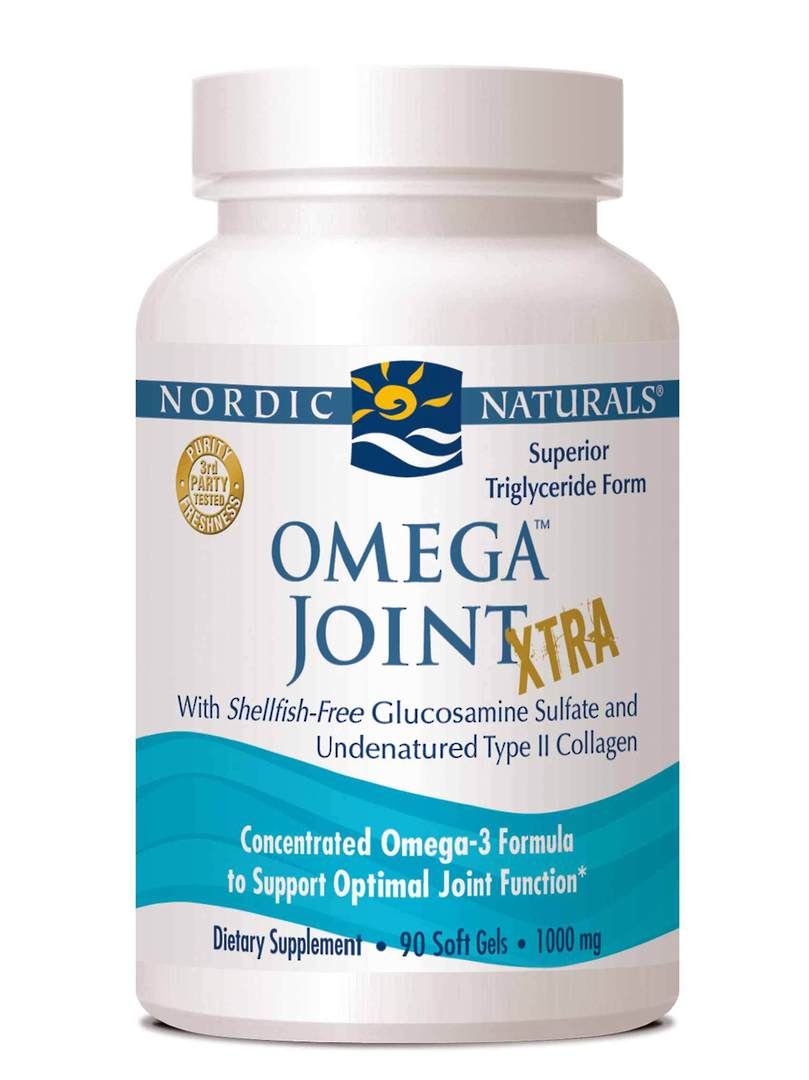 Nordic Naturals Omega Joint Xtra (90 soft gels) image 0