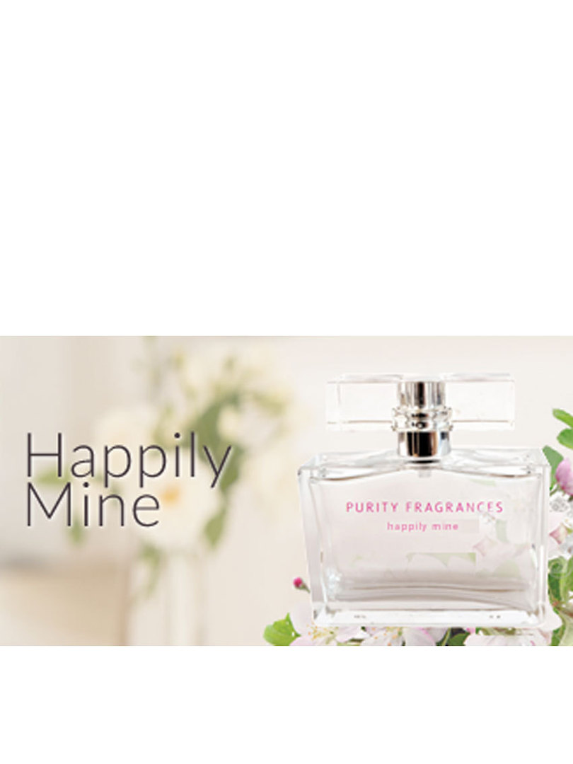 Purity Fragrances - Happily Mine, 9ml or 50ml image 0