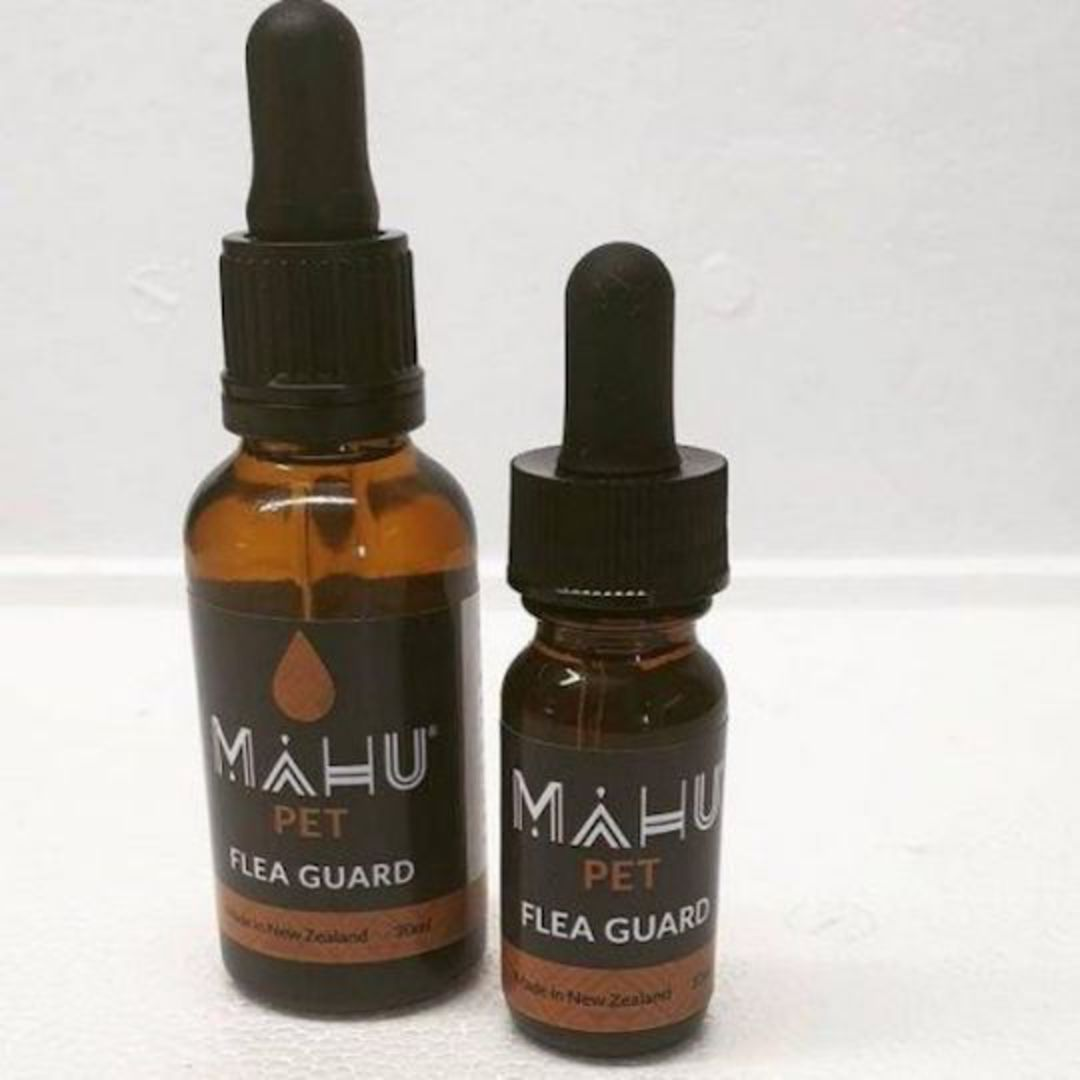 Mahu Oils Flea Guard (Repellent) image 0