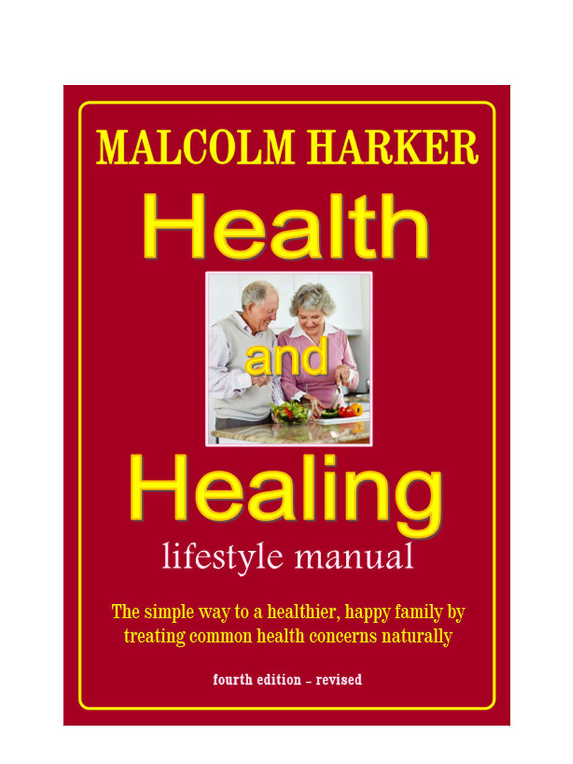 Harker Herbals Health and Healing Lifestyle Manual image 0
