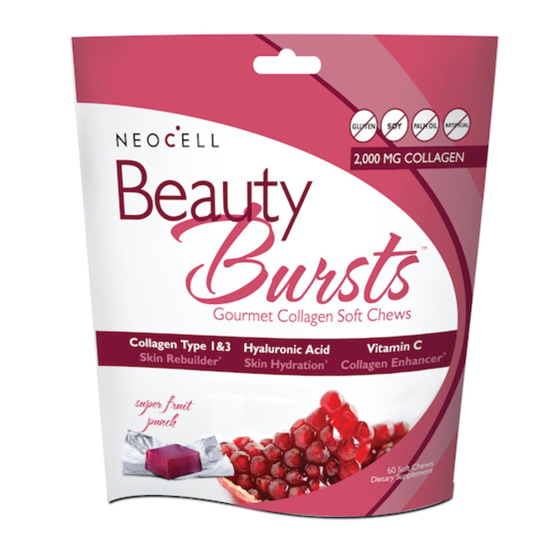NeoCell Beauty Bursts, 60 Soft Chews image 0