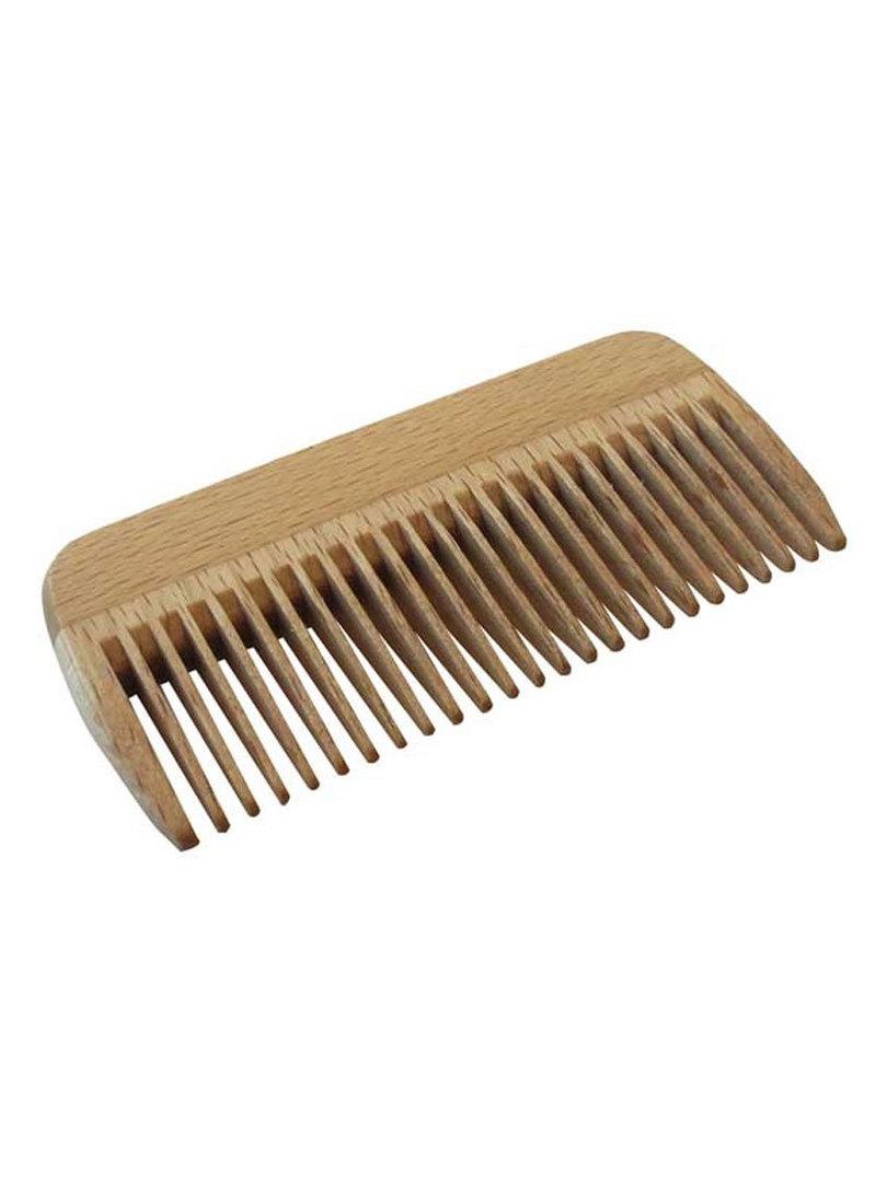 Dishy Beard Comb Beech image 0