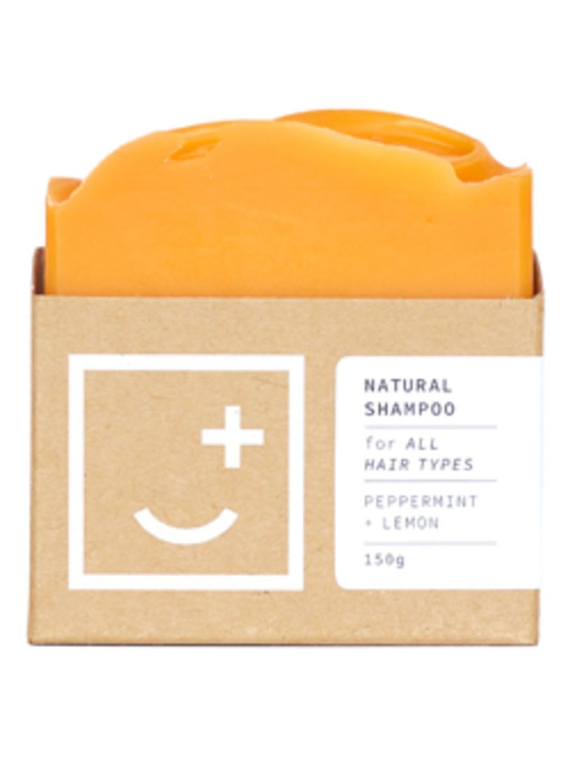 Fair and Square Soapery Natural Shampoo Soap, 150g image 0