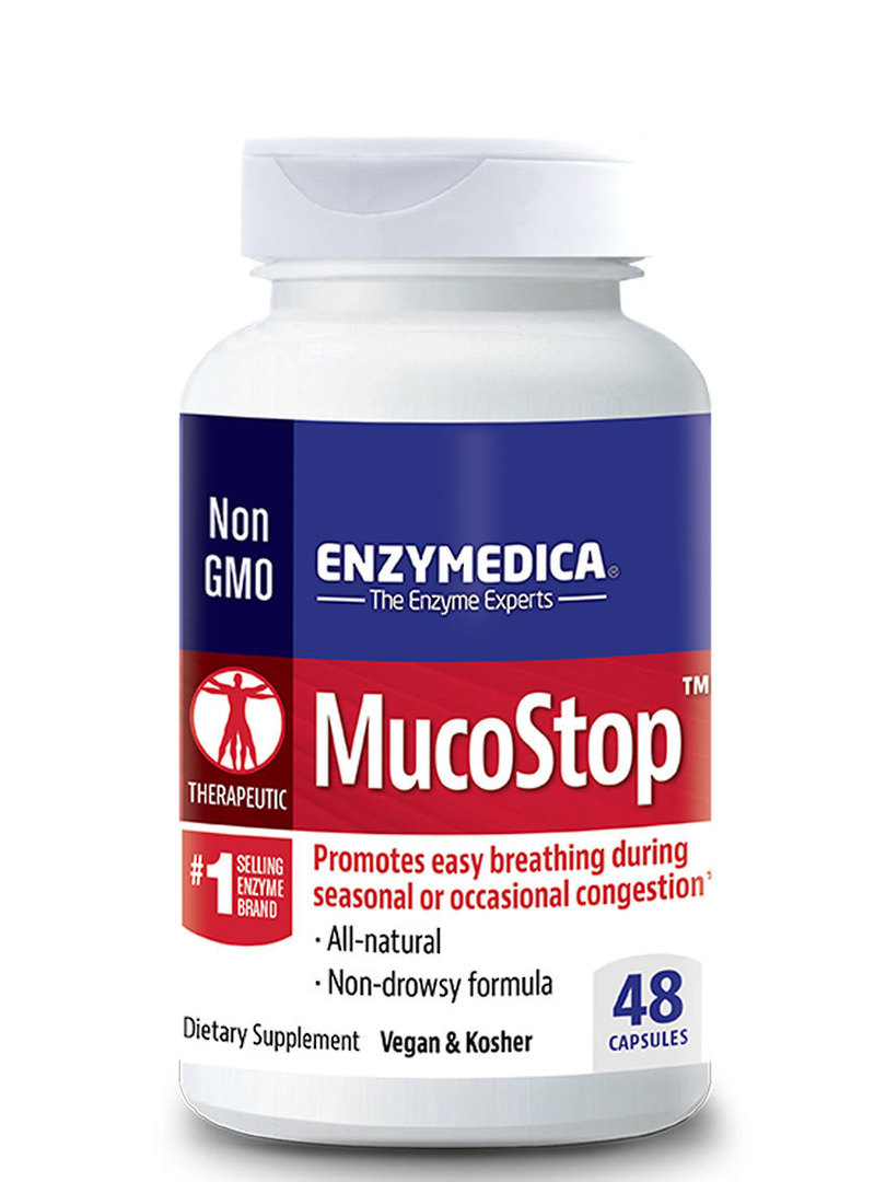 Enzymedica Muco Stop image 0