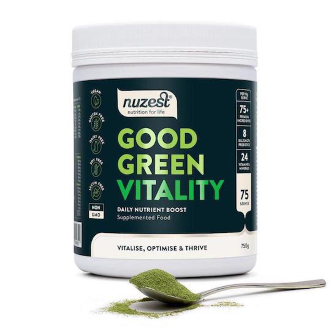 NuZest Good Green Vitality, 750g image 0