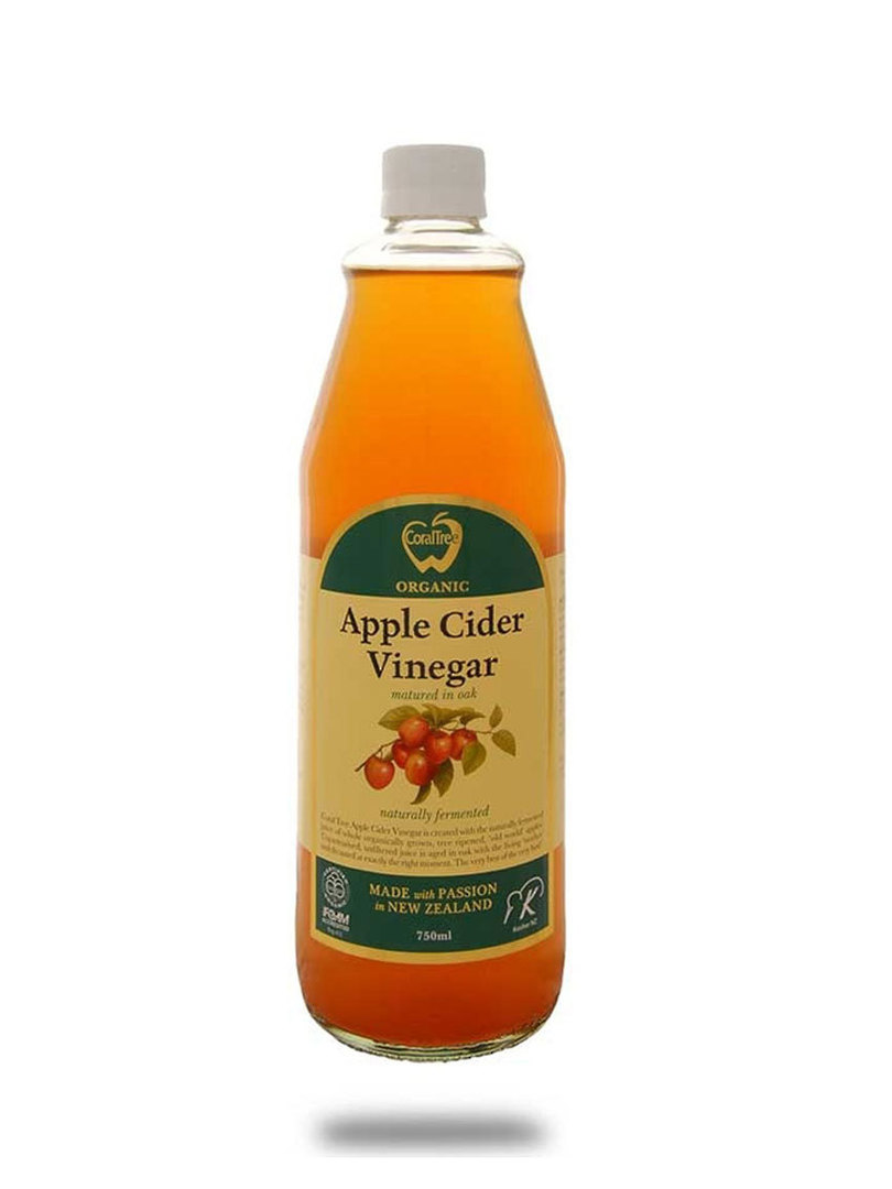 Coral Tree Apple Cider Vinegar, 750ml (New Zealand) image 0