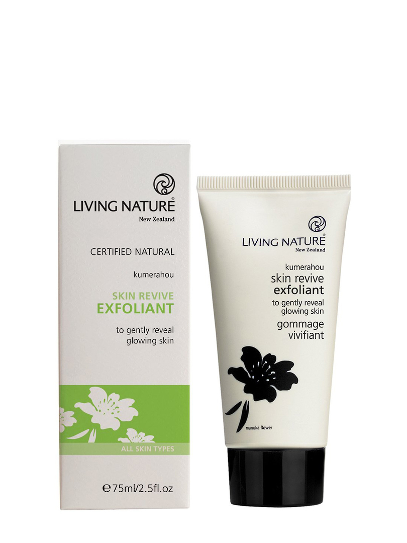 Living Nature Skin Revive Exfoliant (all types/anti-acne), 75ml image 0