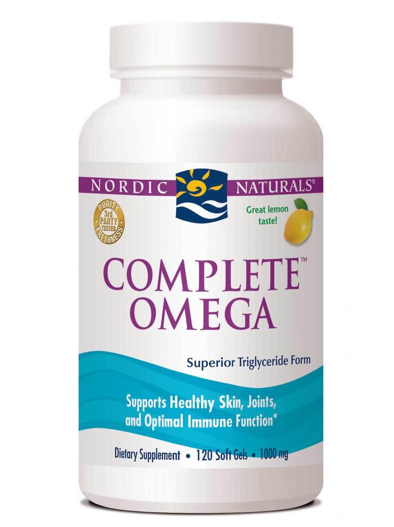 Nordic Naturals Complete Omega (soft gels) image 0