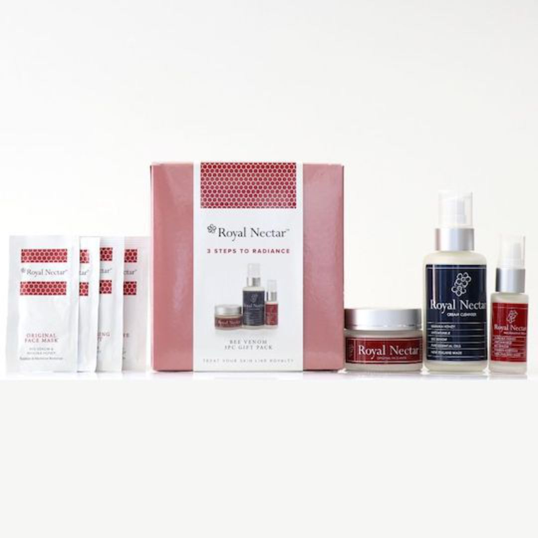 Nelson Honey NZ Royal Nectar - Radiance Gift Pack image 0