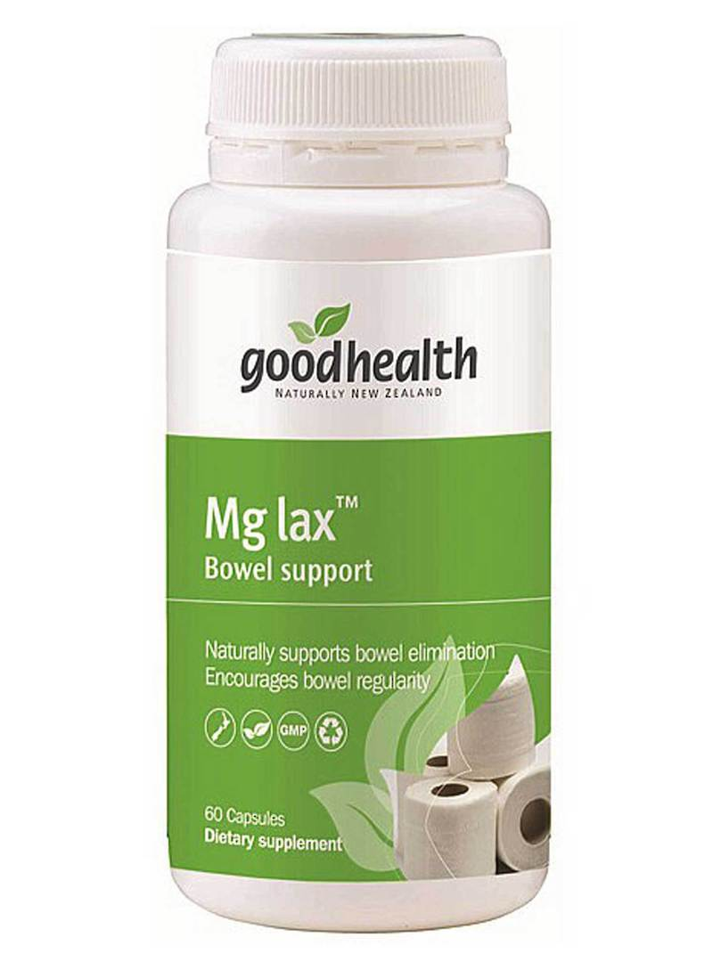 Good Health Mg Lax, 60 Capsules image 0
