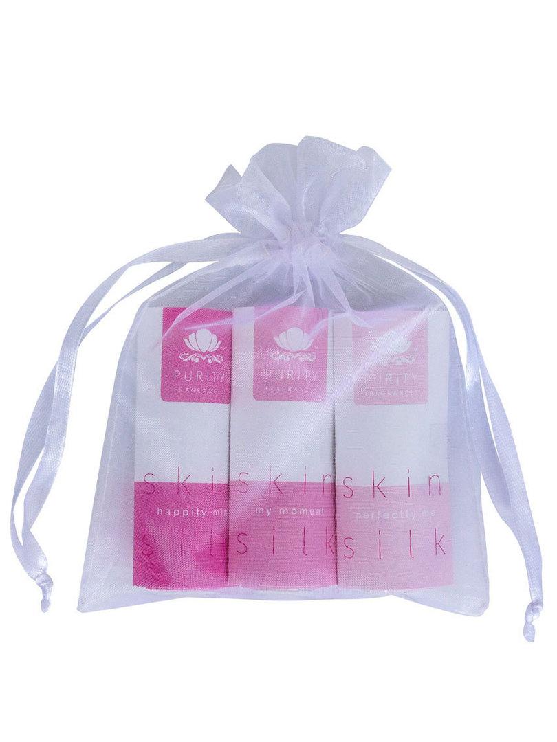Purity Fragrances Skin Silk Trial Pack, 3 x 5ml image 0