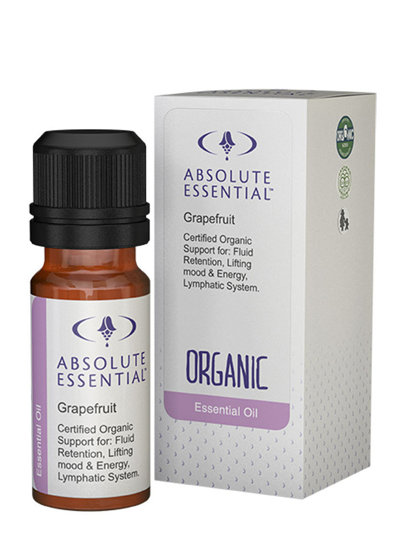 Absolute Essential Grapefruit (Organic), 10ml image 0