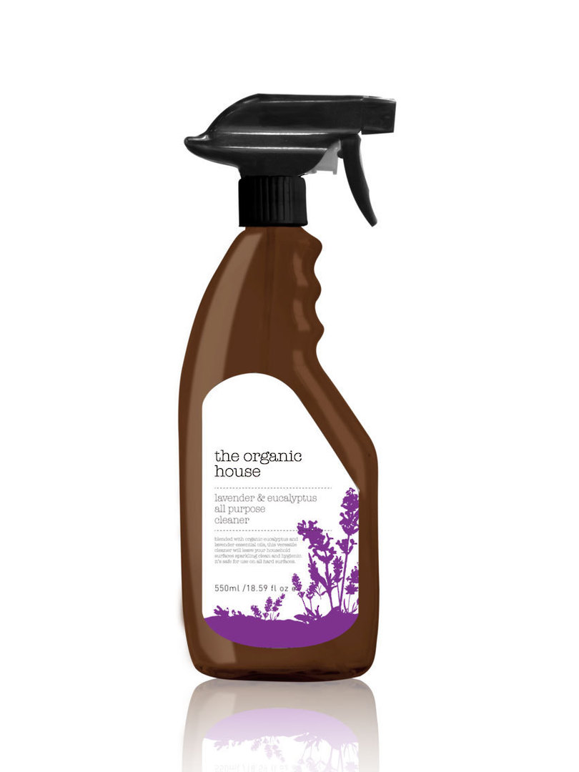 The Organic House (formerly The Green House) - All Purpose Cleaner, 550ml image 0