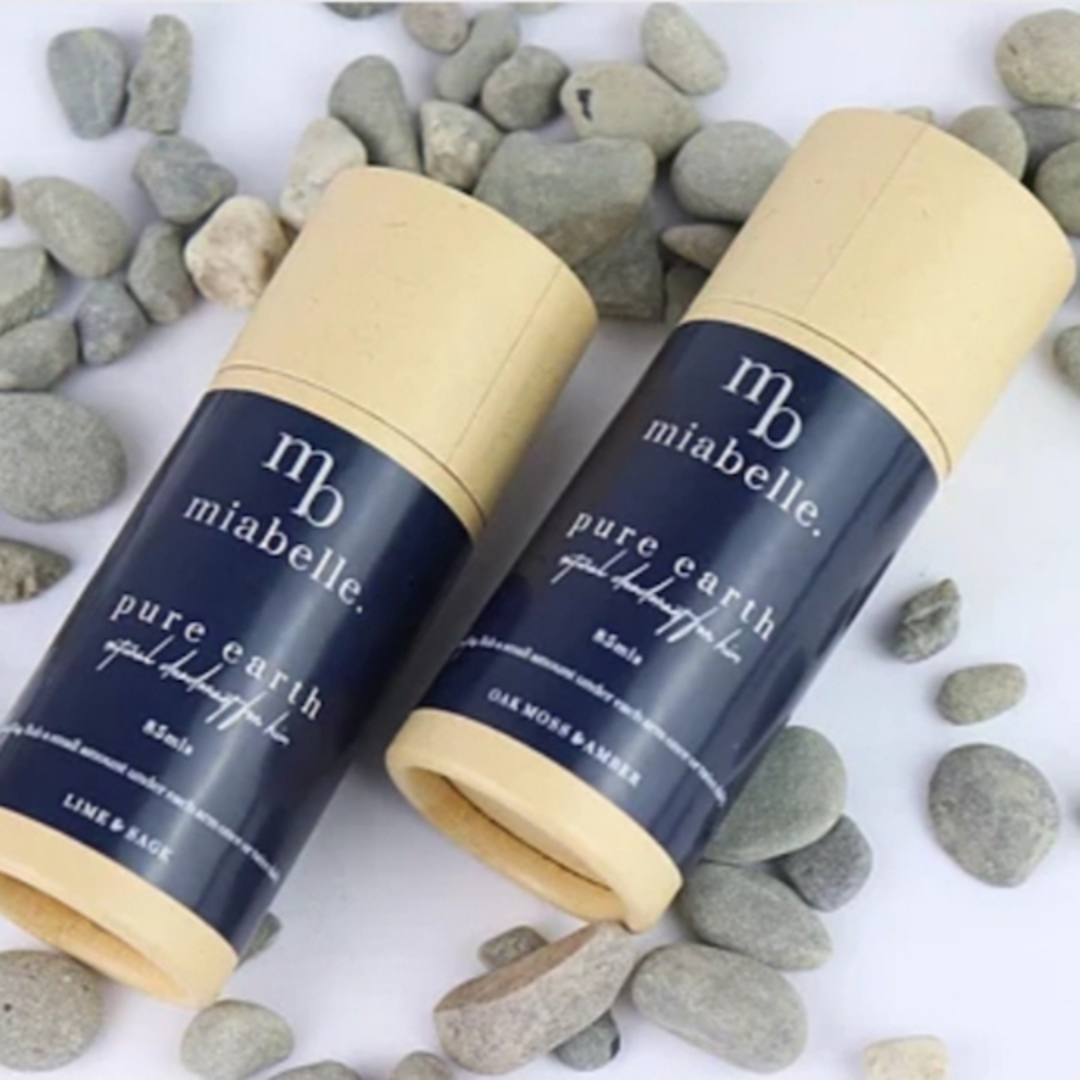 Mia Belle Natural Deodorant For Her, 85g image 0