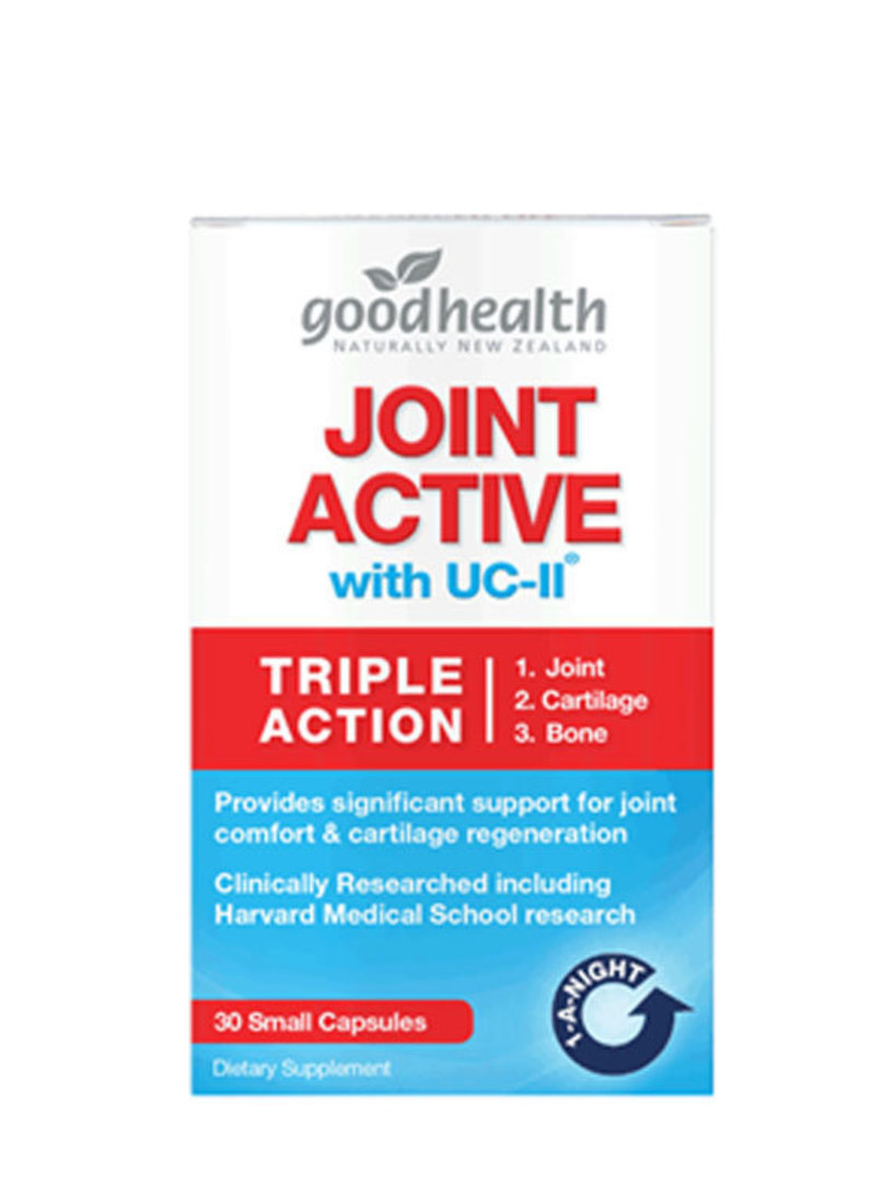 Good Health Joint Active with UC-II, 30 Capsules image 0