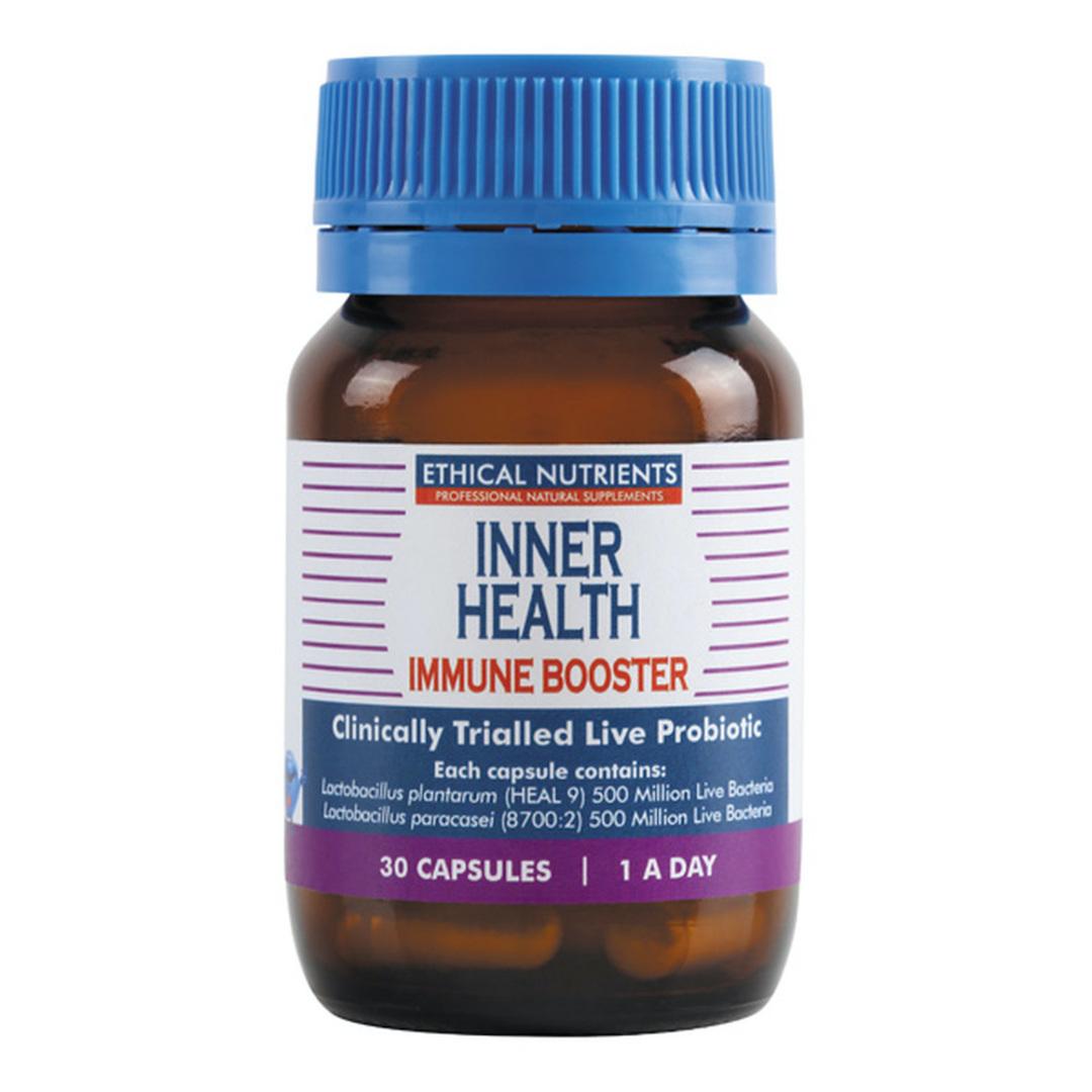 Inner Health Immune Booster, 30 caps image 0