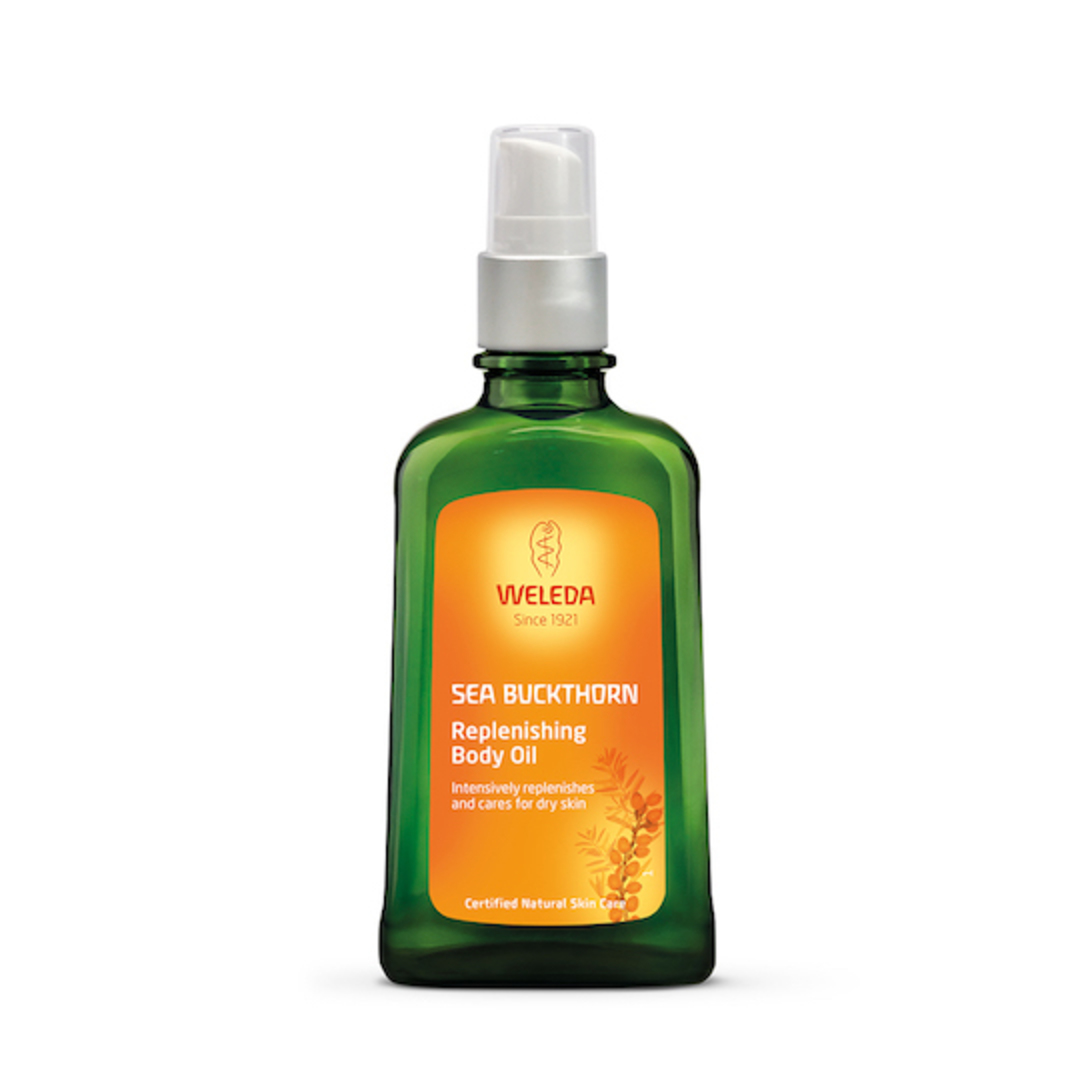 Weleda Sea Buckthorn Body Oil, 100ml image 0