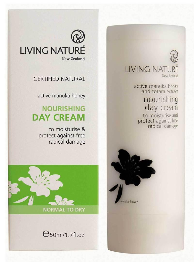 Living Nature Nourishing Day Cream, 50ml image 0