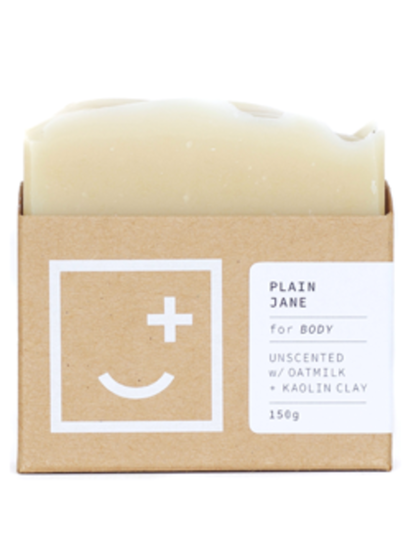 Fair and Square Soapery Plain Jane Soap, 150g image 0
