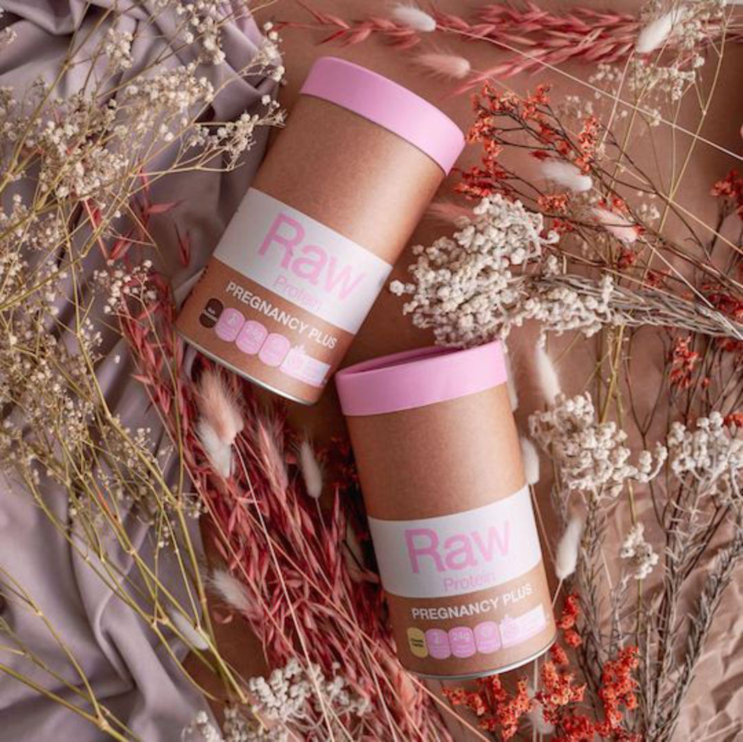 Amazonia Raw Protein Pregnancy Plus, 500g (Vanilla or Chocolate) image 2