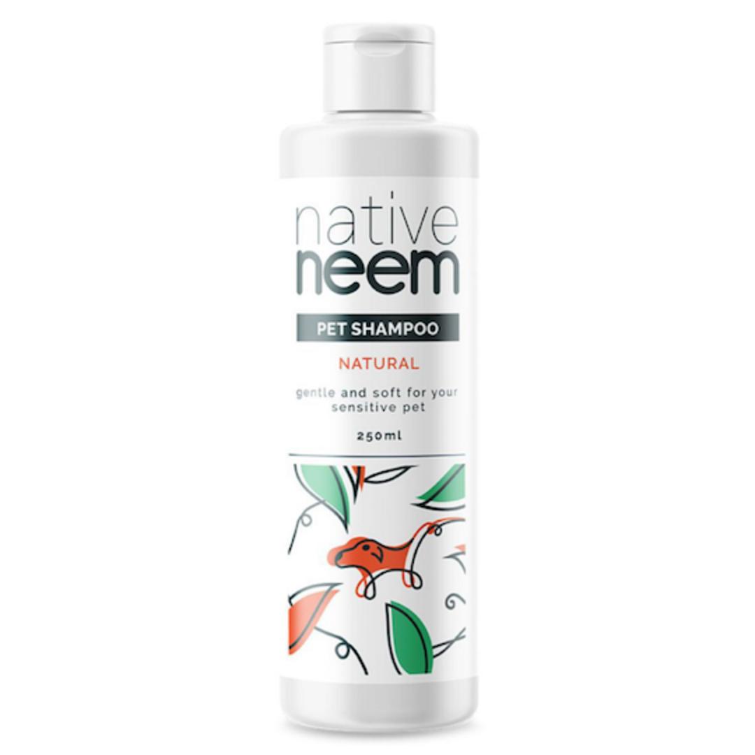 Native Neem Organic Neem Pet Shampoo, 250ml image 0
