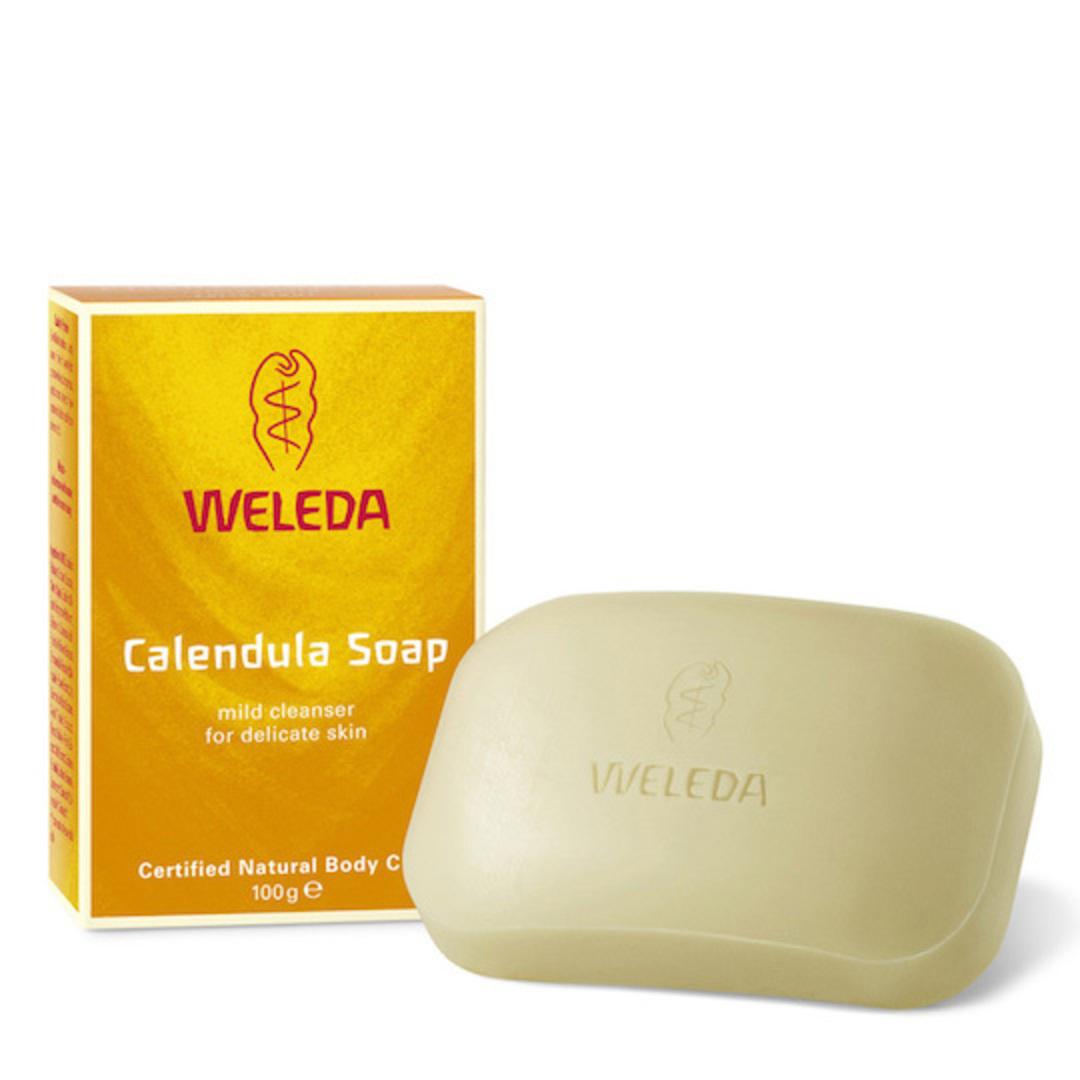 Weleda Calendula Soap, 100g image 0