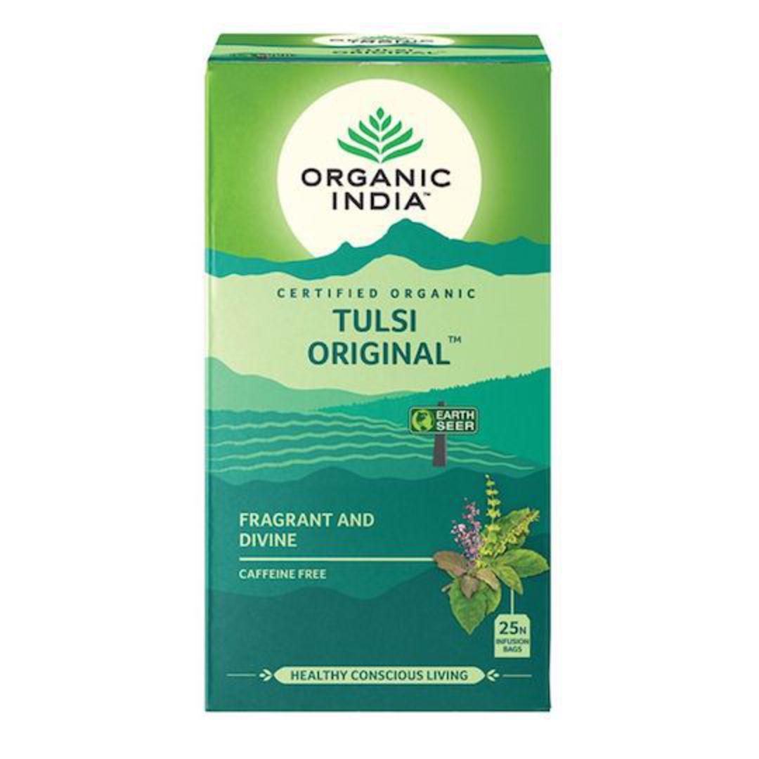 Organic India Tulsi Original, 25 tea bags image 0