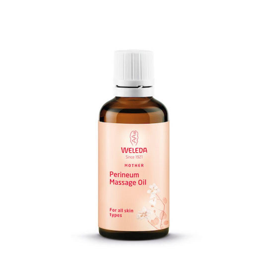 Weleda Perineum Massage Oil, 50ml image 0