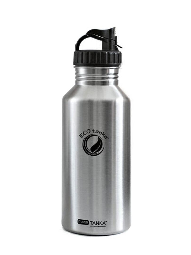 ECOtanka Mega Tanka 2L with Stainless Steel flat lid or Non BPA Pop Up lid image 0