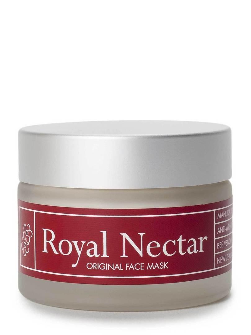 Nelson Honey NZ Royal Nectar - Original Face Mask, 50ml, single or three image 0