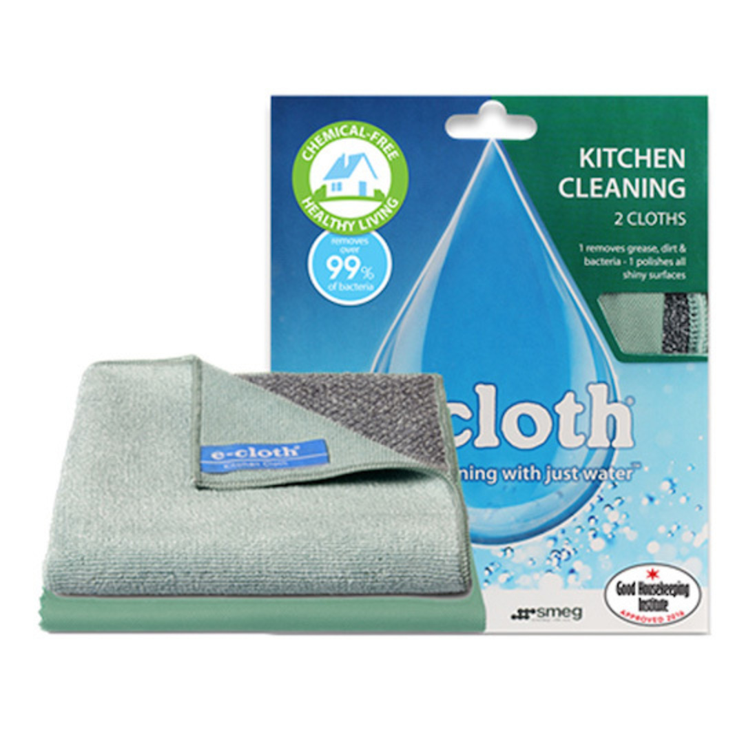 E-Cloth Kitchen Cleaning (2 cloths) image 0