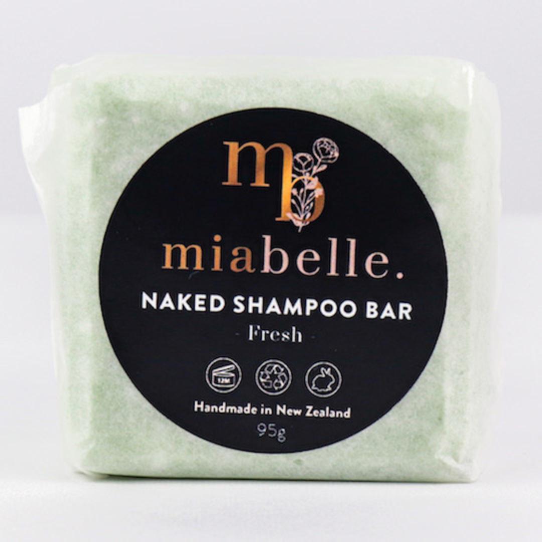 Mia Belle Fresh Shampoo Bar, 95g image 0