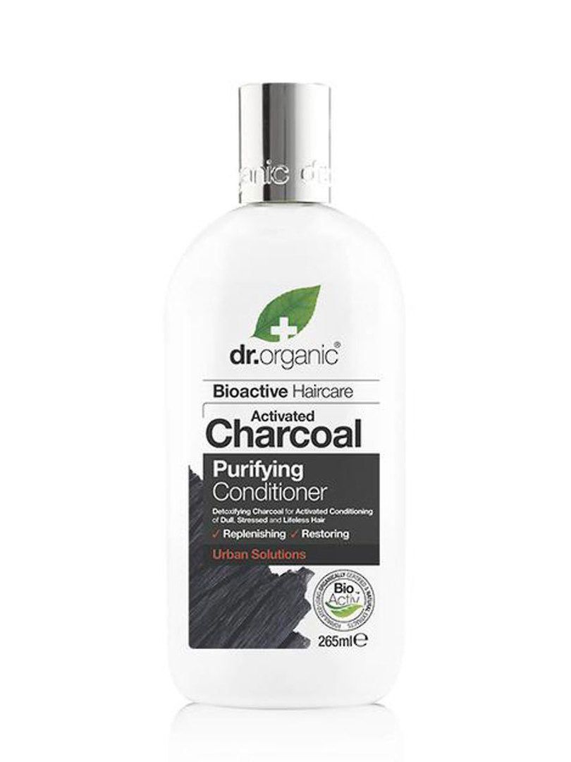 Dr. Organic Charcoal Purifying Conditioner, 265ml image 0