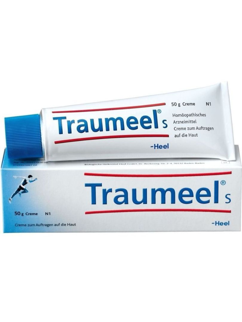 Heel Traumeel Ointment / CREME, 50g or 100g image 0