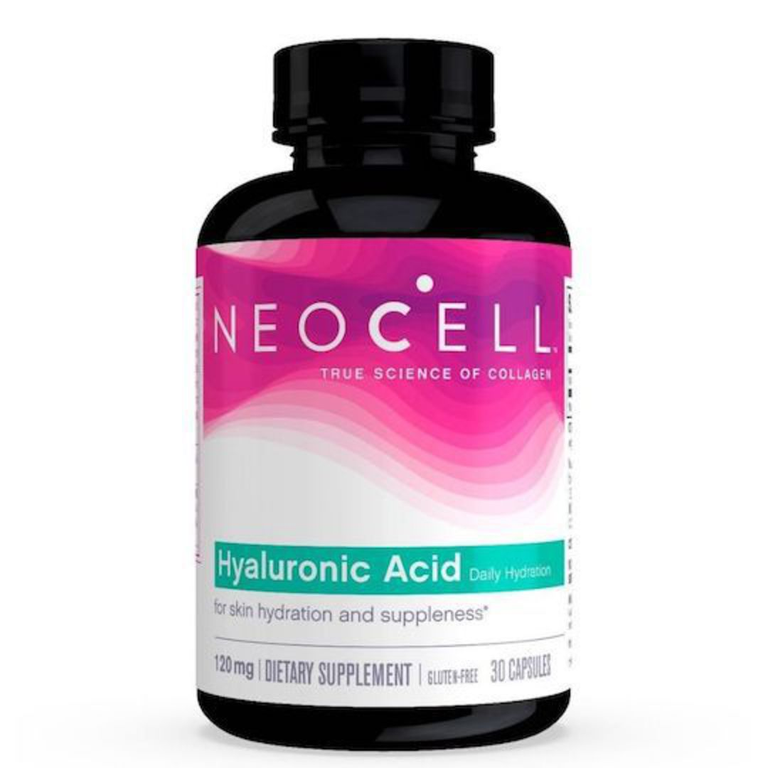 NeoCell Hyaluronic Acid, 60 Capsules image 0