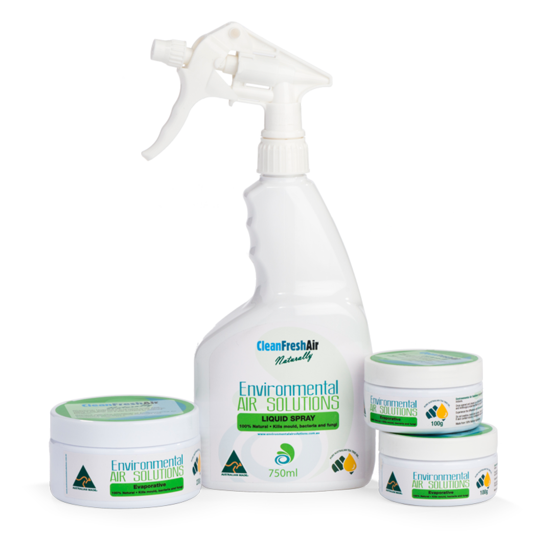 Clean Fresh Air Home Pack (4 products) image 0