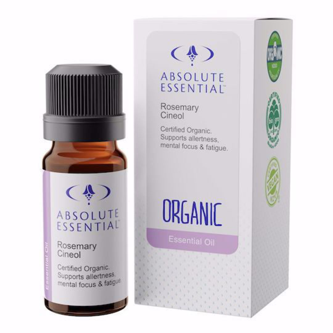 Absolute Essential Rosemary Cineol (Organic), 10ml image 0